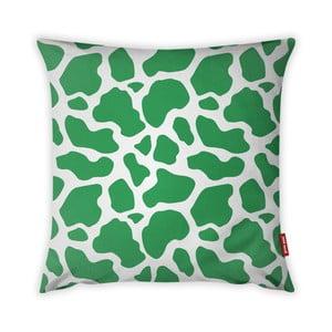 Animal Print zöld-fehér párnahuzat, 43 x 43 cm - Vitaus