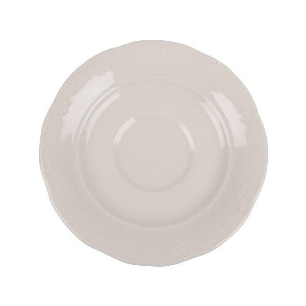 Kutahya Elegance 6 db porcelán csésze és csészealj szett, 80 ml