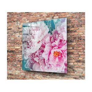 Lemida üvegezett kép, 40x40cm - Insigne