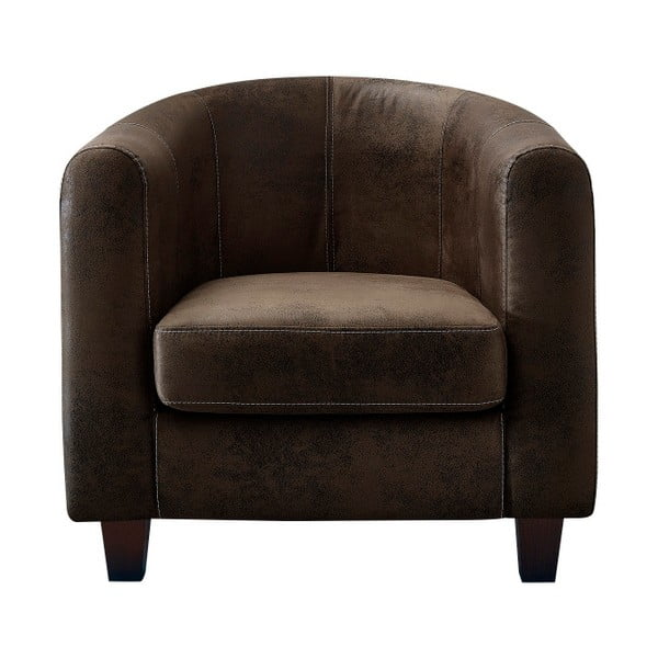 Felicita sötétbarna fotel - Bobochic Paris