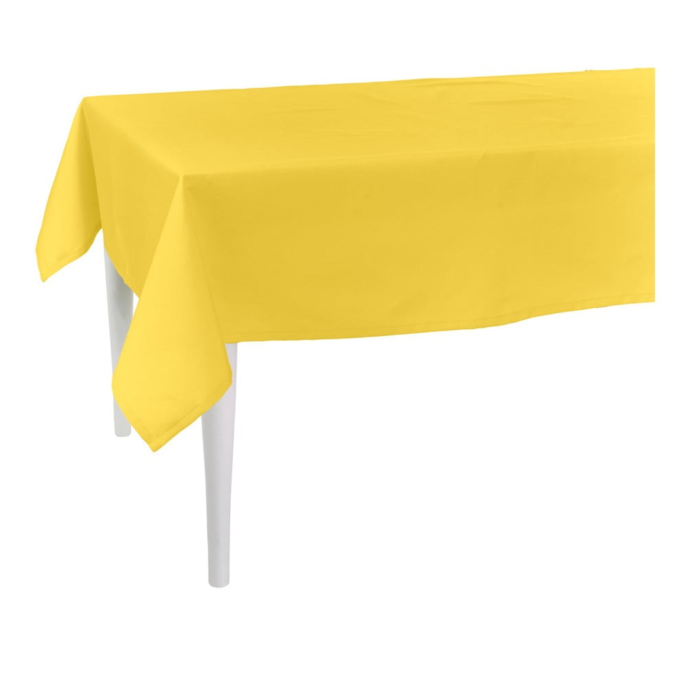d622842b18 Simply Yellow citromsárga asztalterítő, 170 x 240 cm - Apolena | Bonami