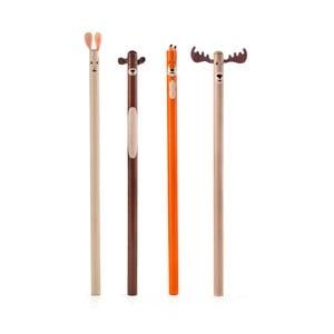 Woodland 4 db-os ceruzakészlet - Kikkerland
