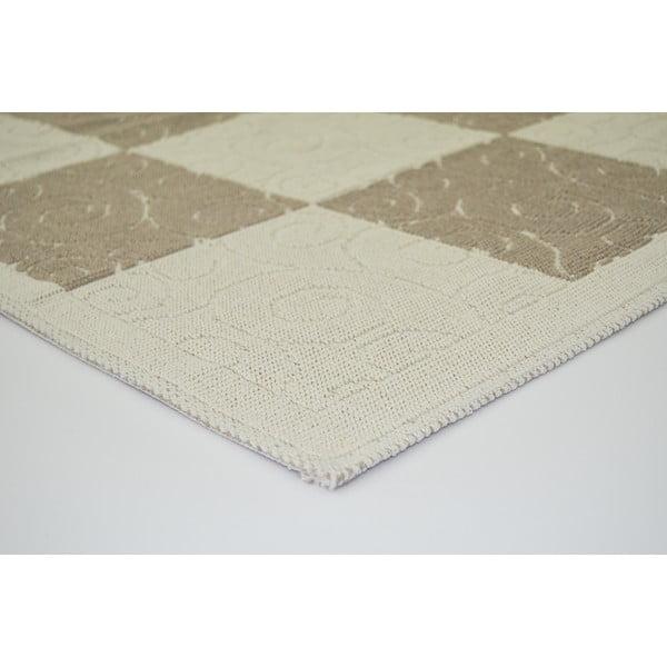 Patchwork ellenálló pamutszőnyeg, 60 x 90 cm - Vitaus