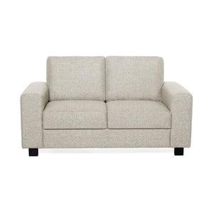 Aaron bézs kétszemélyes kanapé - Softnord