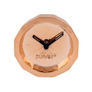 Bink réz színű asztali óra - Zuiver