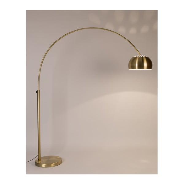 Bow állólámpa sárgaréz színben - Zuvier