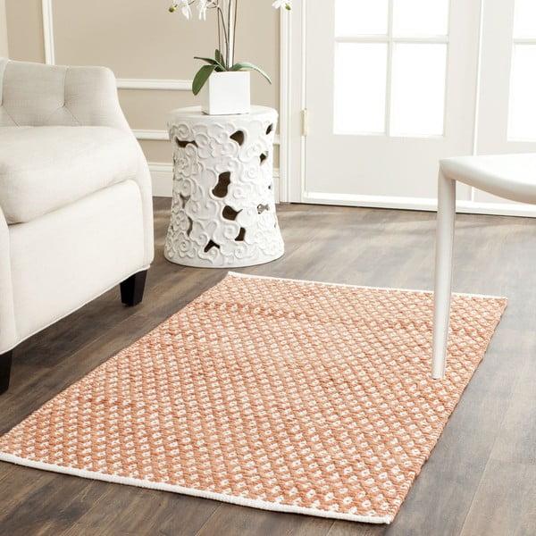 Nantucket piros szőnyeg, 121x76 cm - Safavieh