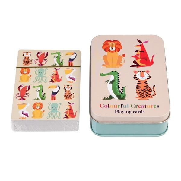 Colorful Creatures kártyajáték - Rex London