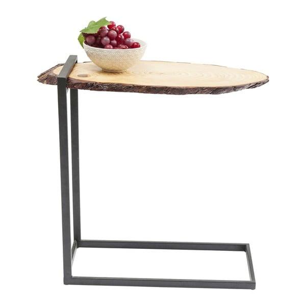 Merende tölgyfa tárolóasztal - Kare Design