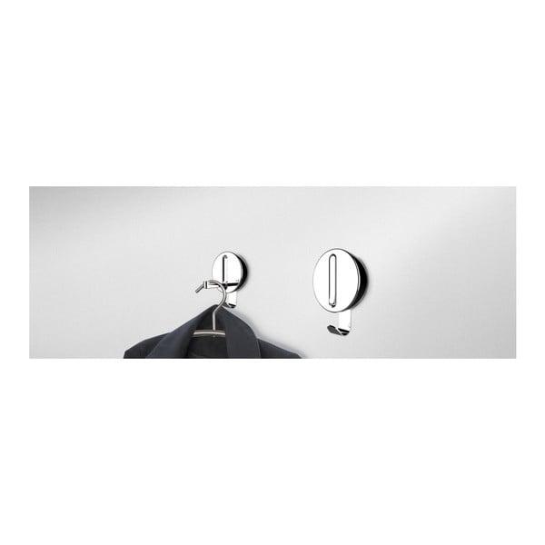 Premium DELTA fekete összecsukható dupla akasztó - Wenko