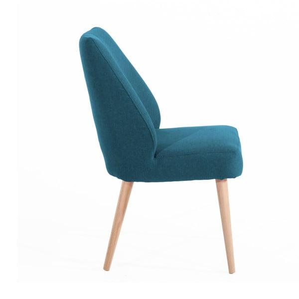 Tilly kék fotel - Max Winzer