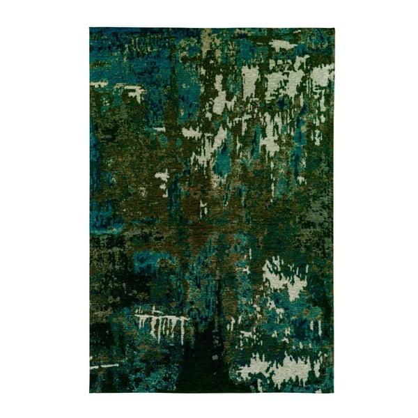 Tropicana zöld szőnyeg, 135 x 200 Cm - Unknown