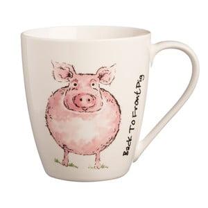 B2F Pig porcelán csésze malacka motívummal, 340 ml - Price & Kensington
