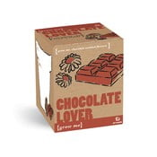 Chocolate Lover ültetőszett kakaó illatú magokkal - Gift Republic