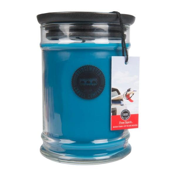 Free Spirit illatos gyertya üveg tartóban, égési idő 65-85 óra - Creative Tops