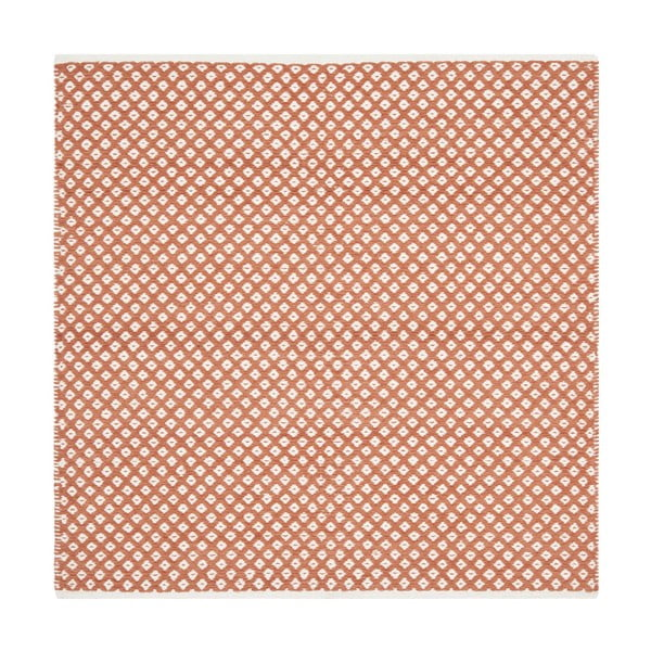 Nantucket piros szőnyeg, 121x121 cm - Safavieh