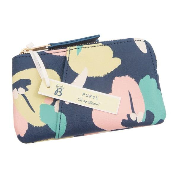 New Floral pénztárca - Busy B