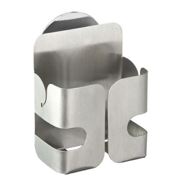Turbo-Loc rozsdamentes acél mosogatószivacs tartó, max. 40 kg - Wenko