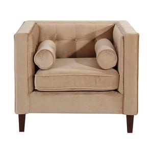 Jeronimo bézs színű fotel - Max Winzer