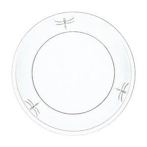 Libellules desszertes tányér, ⌀ 19 cm - La Rochère