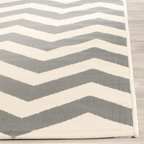 Sardinia Grey szőnyeg, 231x160 cm - Safavieh