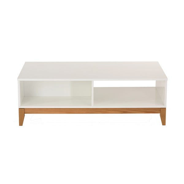 Blanco fehér dohányzóasztal - Woodman