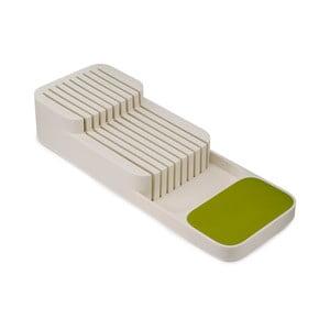 DrawerStore fehér-zöld késtartó - Joseph Joseph