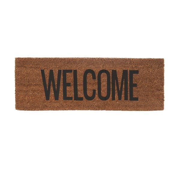 Welcome Coir lábtörlő, 75 x 26 cm - PT LIVING