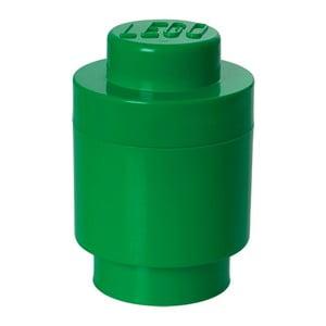 Zöld henger alakú tárolódoboz - LEGO®