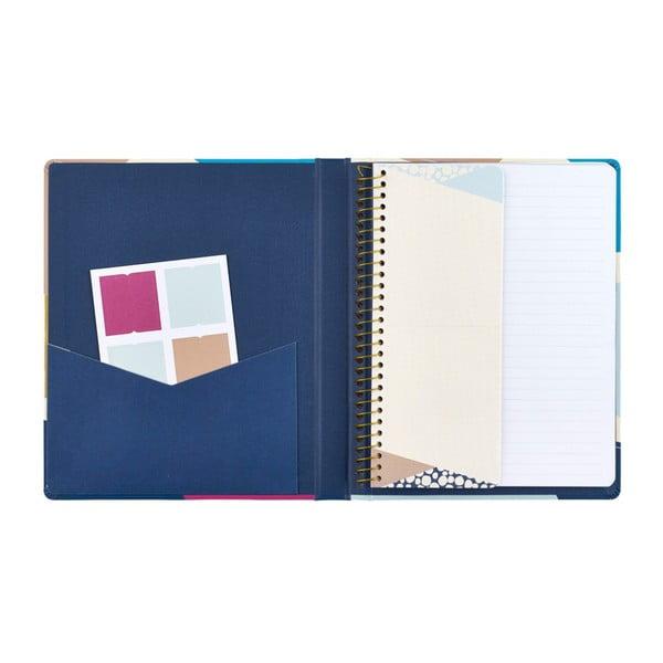 Organiser jegyzetfüzet - Busy B