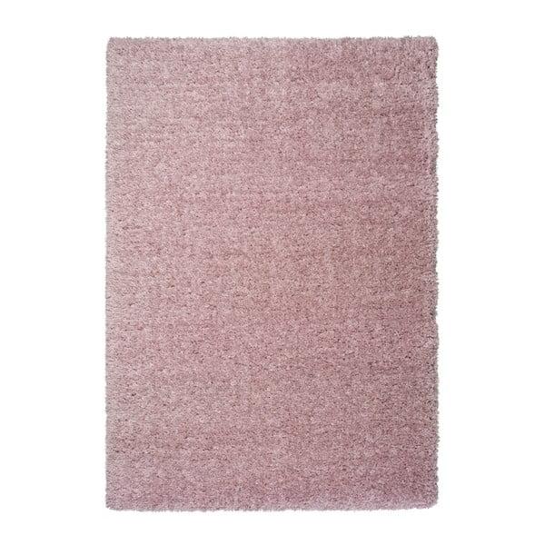 Floki Liso rózsaszín szőnyeg, 80 x 150 cm - Universal