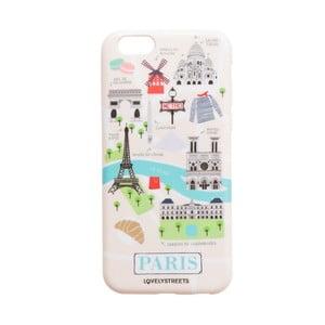 Paris színes tok iphone 6/6s készülékre - Mr. Wonderful
