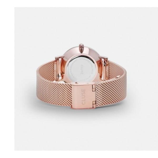 La Minuit arany-rózsaszín női karóra - Cluse