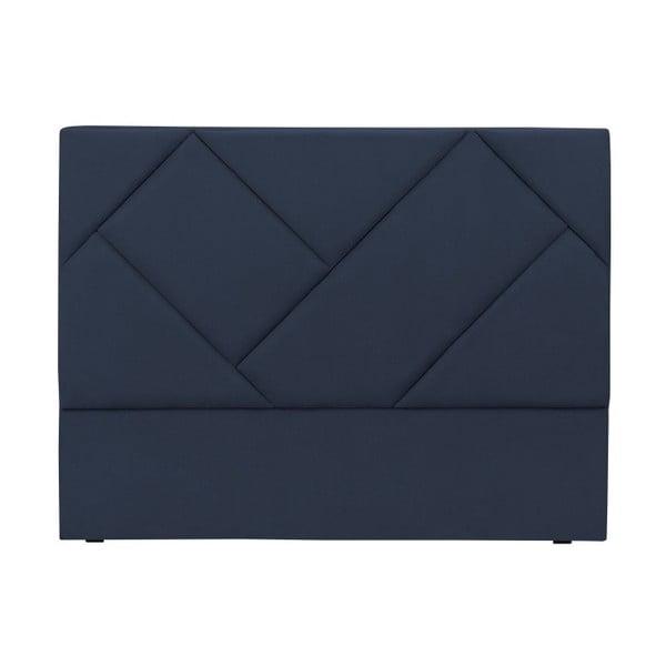 Annika kék háttámla, 200 x 120 cm - HARPER MAISON