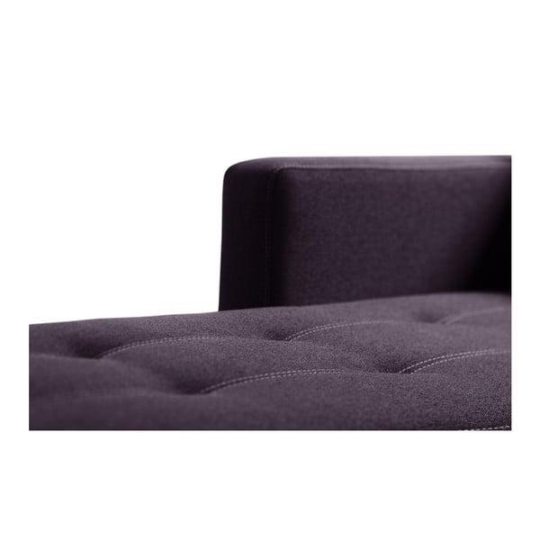Succes szilvalila kanapé, bal oldalas - Interieur De Famille Paris