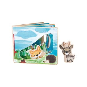 Forest interaktív gyerekkönyv - Legler