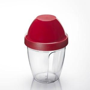 Mix-Ei piros műanyag mixer pohár, 250 ml - Westmark