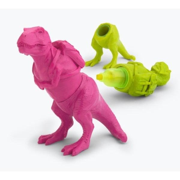 T-Rex rózsaszín szövegkiemelő - Just Mustard