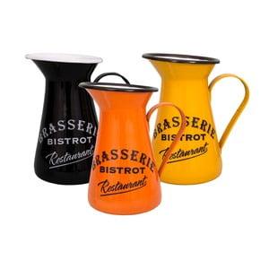 Brasserie 3 db-os kancsókészlet - Antic Line