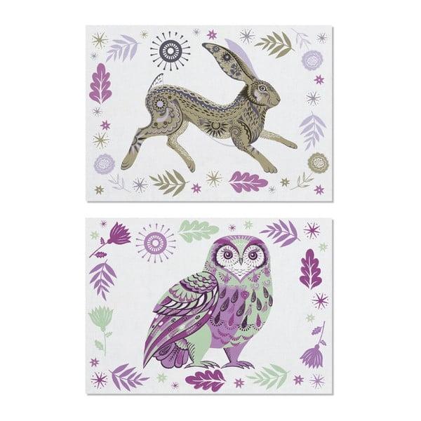 Wildwood Hare 2 db konyharuha - Magpie