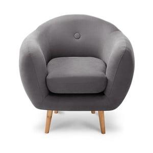 Sötétszürke fotel - Scandi by Stella Cadente Maison