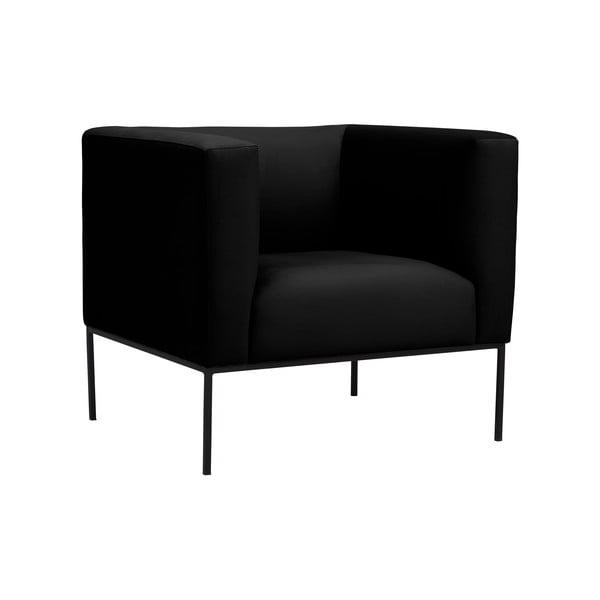 Neptune fekete fotel - Windsor & Co Sofas