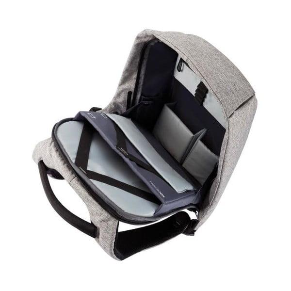Bobby szürke biztonsági hátitáska - XD Design