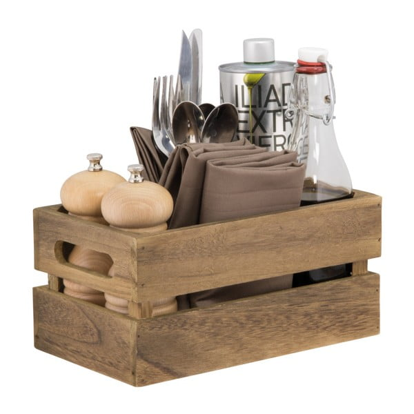 Crates fa tároló doboz - Securit®
