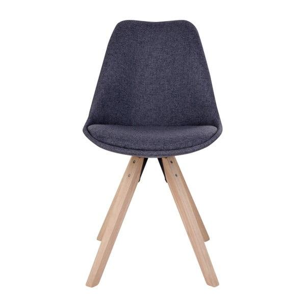 Bergen sötétszürke szék, 2 db - House Nordic