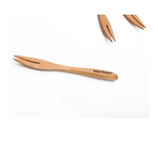 Salsa 6 db-os bambuszvilla szett - Bambum