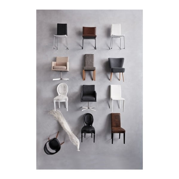 Louis fehér szék - Kare Design