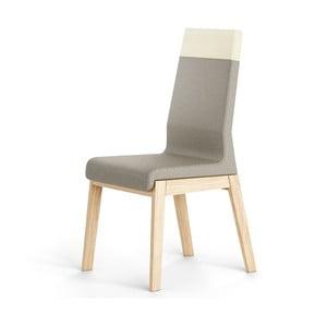 Kyla Two szürke tölgyfa szék - Absynth