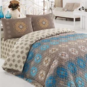 Ametist kétszemélyes ágytakaró és párnahuzat szett, 200 x 220 cm