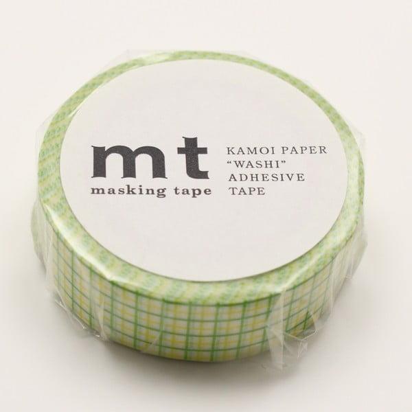 Aude washi dekorszalag, hossza 10 m - MT Masking Tape